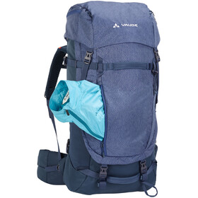 VAUDE W's Astrum EVO 55+10 Backpack sailor blue
